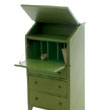 Green Writing Desk